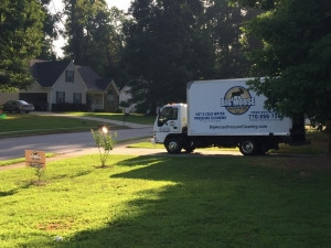 Big Moose Pressure Cleaning - East Griffin, GA