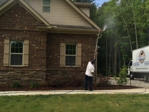Big Moose Pressure Cleaning – Concord, GA