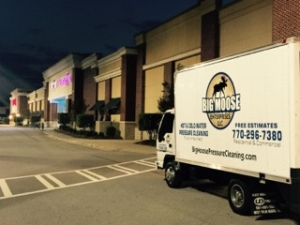 Big Moose Pressure Cleaning – Irondale, GA