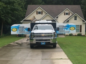 Big Moose Pressure Cleaning – Meansville, GA