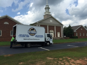 Big Moose Pressure Cleaning – Zebulon, GA
